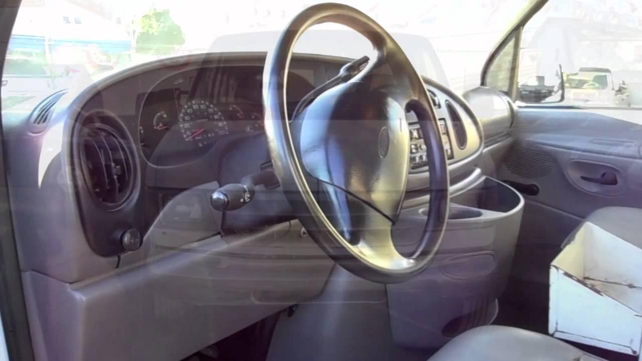 1997 ford econoline e250 cargo van