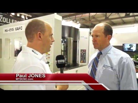 AKari hs450 HMC machining centre from Whitehouse machine tools