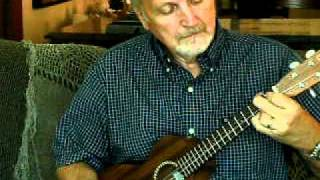 Tim Allan (Ukulele) - SOMEWHERE OVER THE RAINBOW