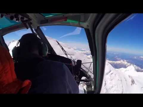 Mont Blanc Helicopter Tour
