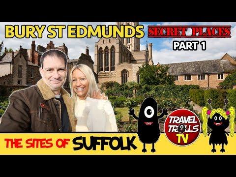 Best Tour Of Bury St Edmunds  EVER! Part 1 of 5