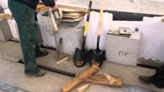 лопата Fiskars 131513 обзор