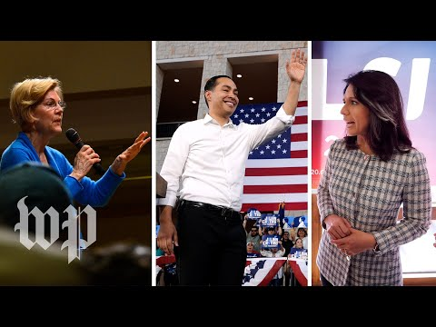 From 'perfectly reasonable' to 'no': 2020 candidates weigh in on impeachment