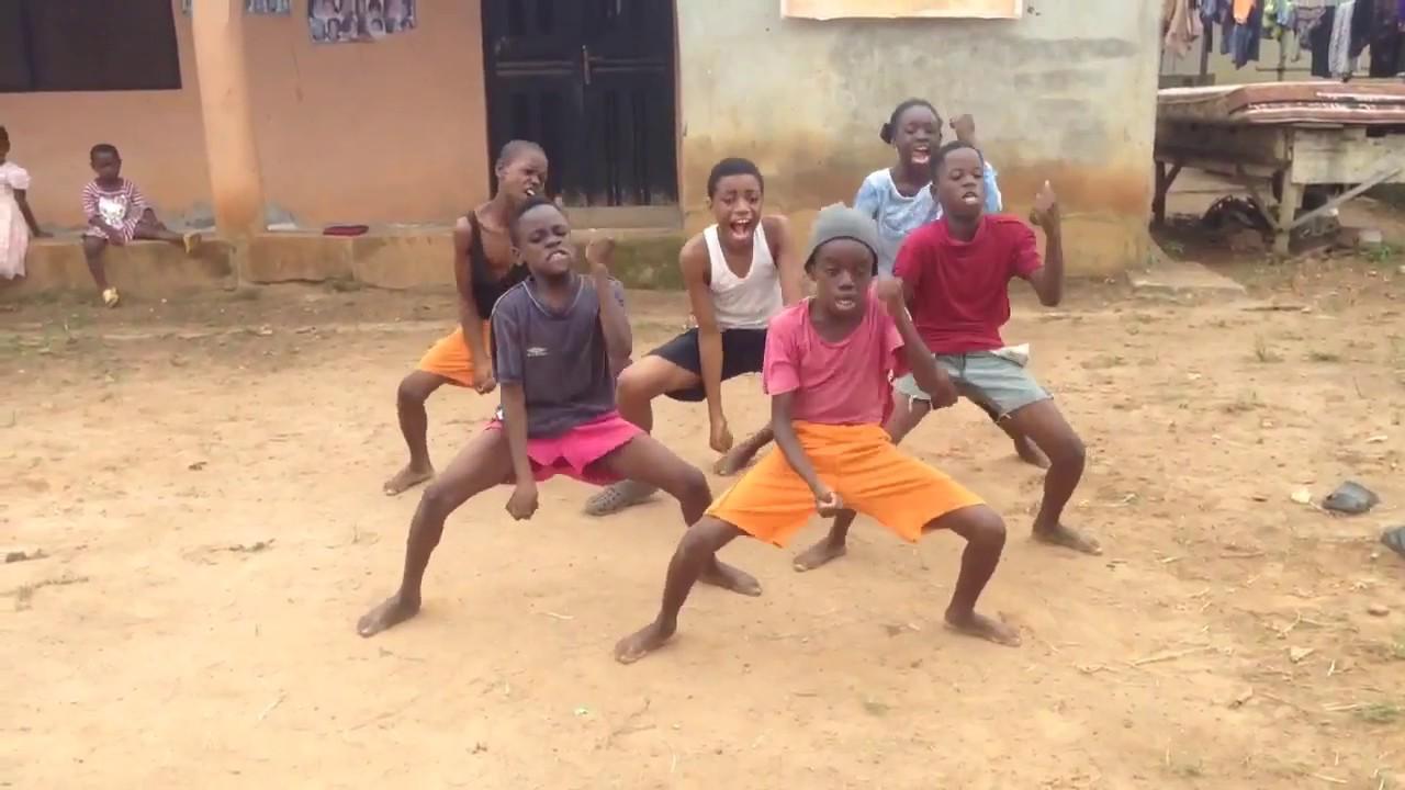 Wo - Olamide   Ikorodu Talented Kids (Dream Catchers Dance)