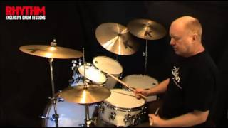 Rudiment Of The Month - Drag paradiddle no.2