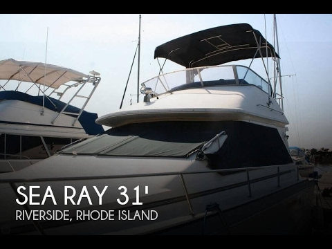 [UNAVAILABLE] Used 1988 Sea Ray 305 Sedan Bridge in Riverside, Rhode Island
