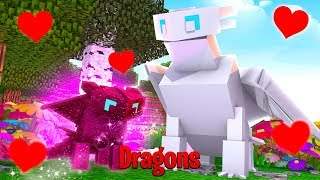 LIGHTFURY FROST'S BABY IS BORN! - Minecraft Dragons