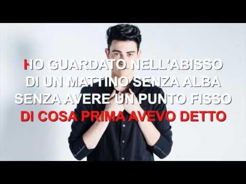 Michele Bravi - Il diario degli errori - Karaoke con testo