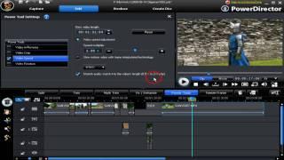 CyberLink PowerDirector 8 Tutorial - Die PowerTools