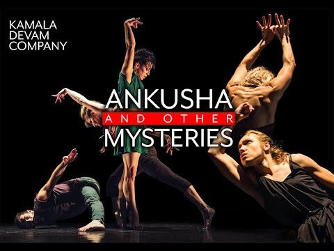 ANKUSHA AND OTHER MYSTERIES New Trailer - UK Tour Autumn 2018