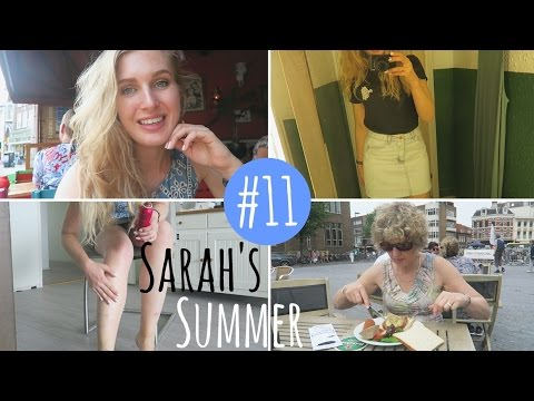 Shoppen met mam zelfbruiner proberen sarah 39 s summer for Mam shoppen