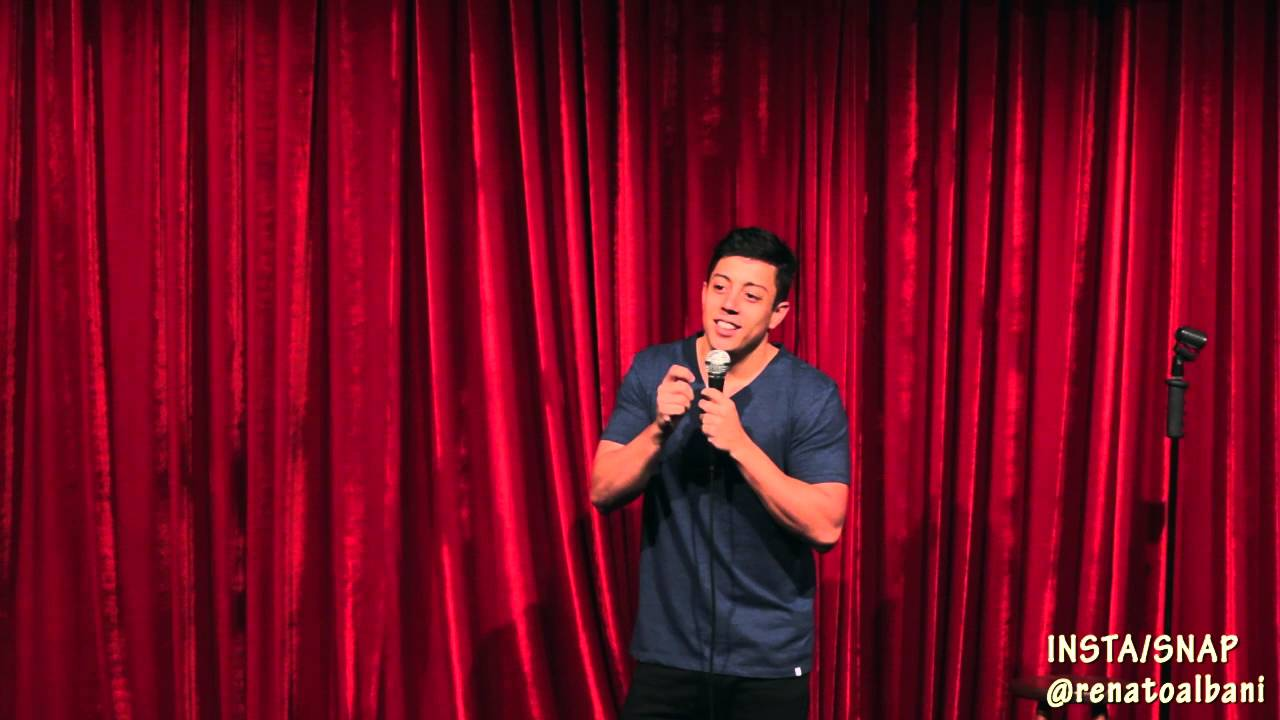 Simple Exhibition Stand Up Comedy : Renato albani stand up comedy e a fabíola youtube