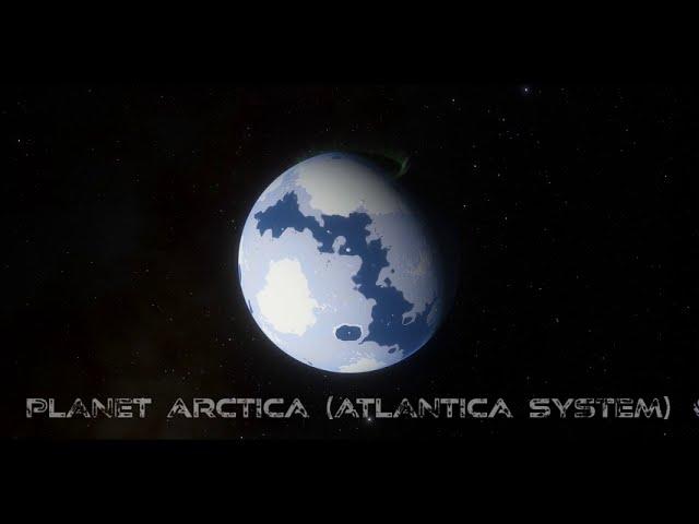 Planet Arctica (Atlantica System)
