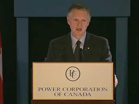 Power Corporation - Paul Desmarais, Jr. - Business Values & CSR / Valeurs d'entreprise & RSE