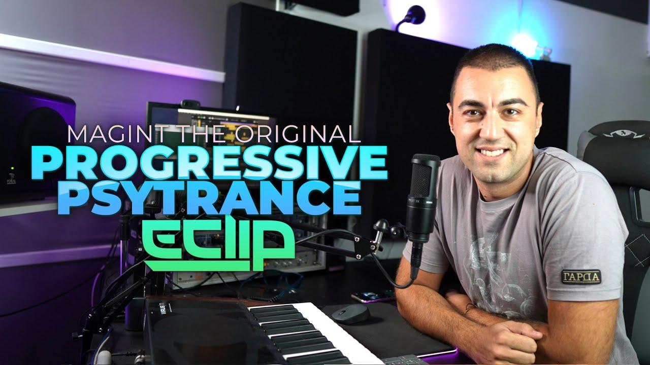 Making The Original Progressive Psytrance pt.2