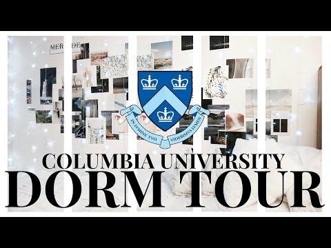 COLUMBIA UNIVERSITY DORM TOUR | NYC COLLEGE