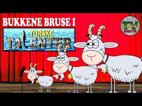 Bukkene Bruse i Torske Talenter - Norske Eventyr