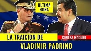 La Traicion de Vladimir Padrino a Nicolas Maduro Analisis Noticias de venezuela