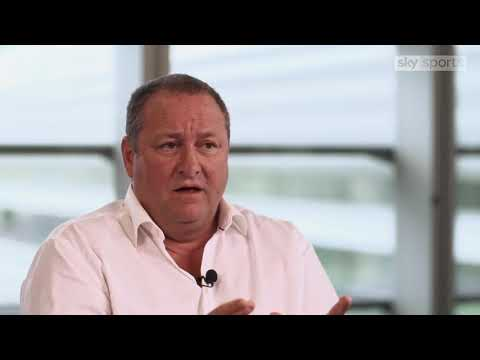 Newcastle United Owner Mike Ashleys Interview With Sky Sports #FordeHaveMercy