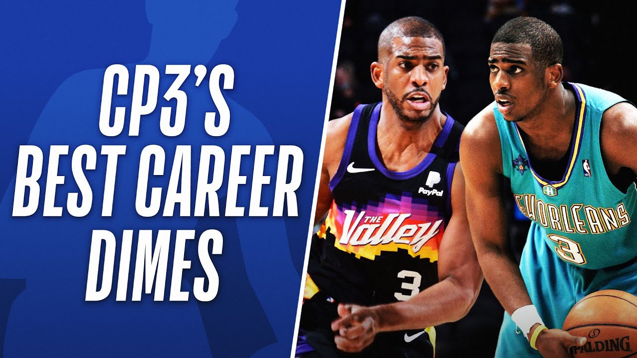 Chris Paul Becomes 6th Player In NBA HISTORY To Reach 10,000 CAREER ASSISTS! Relive His Best Dimes‼