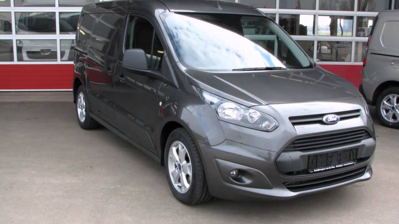 Masywnie Ford Transit Connect 1.6 TDCI L2 Trend (nr.9413) - YouTube WG91