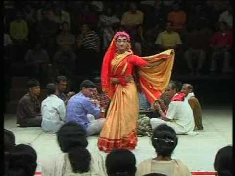 ALKAP GAN Perform by Shafiqual Islam & his troop : : ঐতিহ্যবাহী বাংলা নাটক : আলকাপ গান