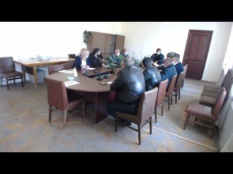 Տաշիր համայնքի ավագանու հերթական նիստ 14.10.2020