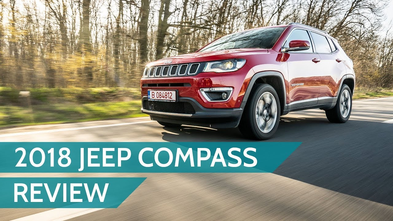 Jeep Compass Limited 2018 2 0 Diesel 4x4 Review Youtube