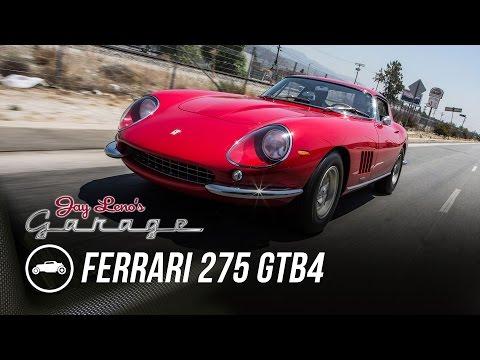 1967 Ferrari 275 GTB4 - Jay Leno's Garage