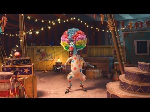 Afro Circus Clip | MADAGASCAR 3