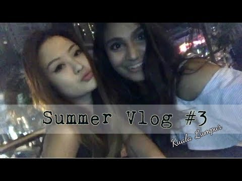 SummerVlog#3 : Nights Out, Law Internship and Court Visits | Kuala Lumpur