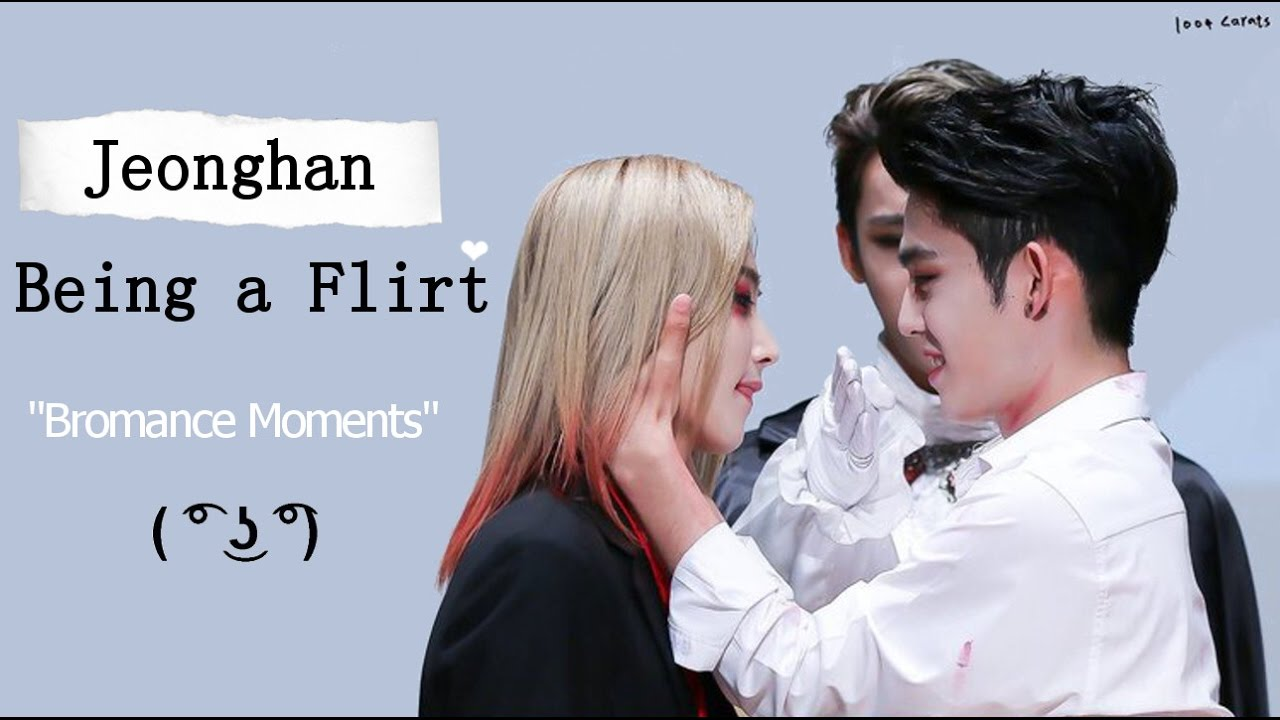 flirting signs he likes you video songs 2017