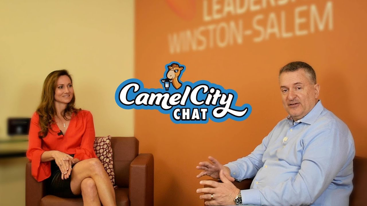 Camel City Chat Episode 34 with Katherine Perry