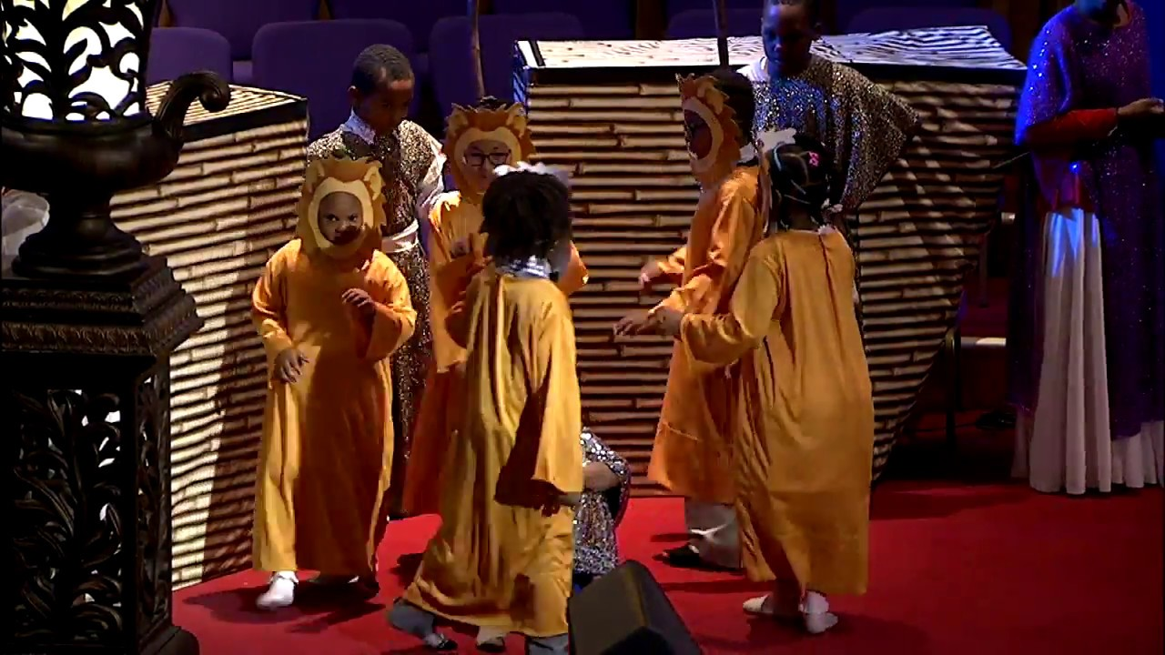 Daniel and The Lion's Den presented by O-Live! Theatre