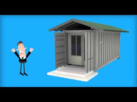 Tiny House Shipping Containers Storage Containers for Sale 1