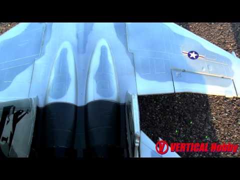 StarMax F-15 Thrust Vector, 70mm Fan - Www.vertical.fi