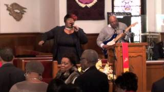 The More I Seek You - Trelawni Donat - New Christian Tabernacle FIAM, Paterson, NJ