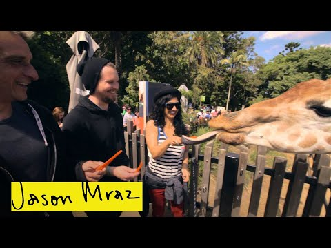 AUSTRALIA (Part 1) | 2013 Tour | Jason Mraz
