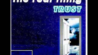 Trust - The Real Thing (Radio Edit) (Eurodance)
