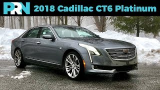 American Luxury Strikes Back | 2018 Cadillac CT6 Platinum | TestDrive Spotlight