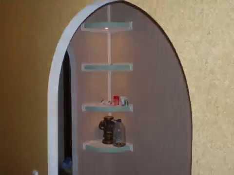 видео: потолки из гипсокартона