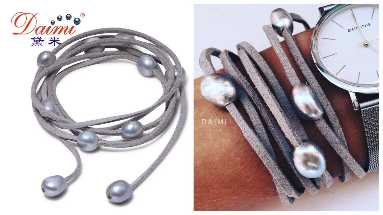 Купить кожаный браслет коричневый, кожа натуральная, браслет ручной работы, браслет на руку. Черный браслет. Браслет мужской/женский плетеный черный в несколько оборотов от marina lurye. Jewelry design cuff.