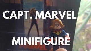 Bootleg Lego Captain Marvel