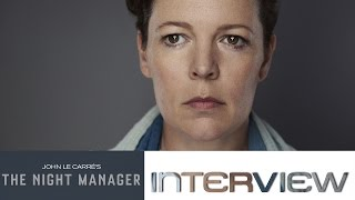 The Night Manager: Interview mit Olivia Colman (Angela Burr)