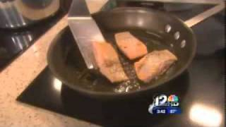 Gina's Homemade - Halibut Recipe For Lent In The Cooking Challenge