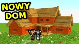 ZAMIESZKALIŚMY RAZEM - Minecraft Fajnie #01