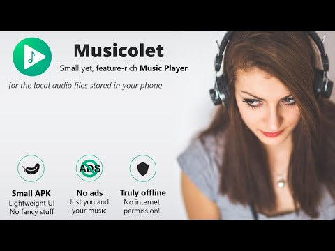 Musicolet Music Player [Free, No ads] 4 1 build157 Apk Download - in