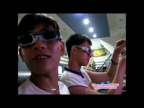 Xem phim 3D với D&G tại 34oGame