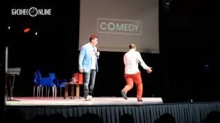 """Резиденты """"Comedy Club"""" выступили в казанской """"Пирамиде"""""""