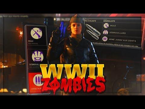 """WWII Zombies : GUIDE """"DÉBUTANT"""" (Menus, mods, nouveautés, gameplay..)"""